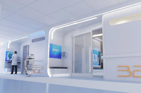 หน้าตาโรงพยาบาลในปี 2020 16 - modern urban living