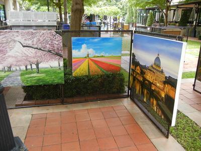 ตลาดศิลปะ..บ้านสีลม 13 - Silom