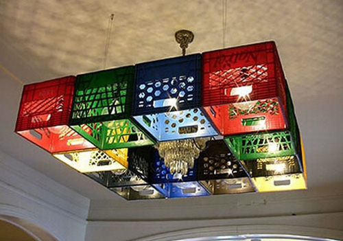Milk-crate-chandelier-from-MADE