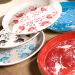 Eva Hand Painted Tiffin 18 - Containers