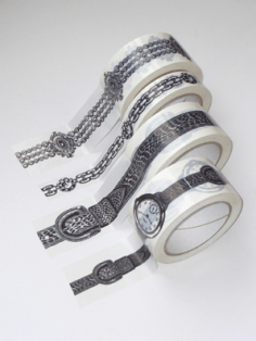%name Jewelry packing tape