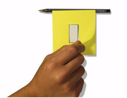 Switch Post-it 13 -