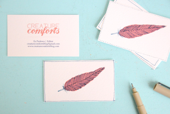 DIY Business Cards 13 - Business Card