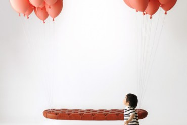 Balloon Bench 18 - Bench