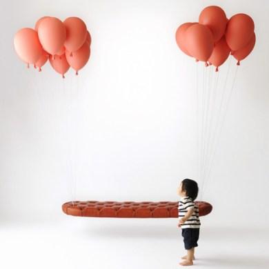 Balloon Bench 14 - Balloon