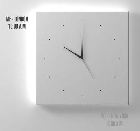 Time Zone 13 - clock