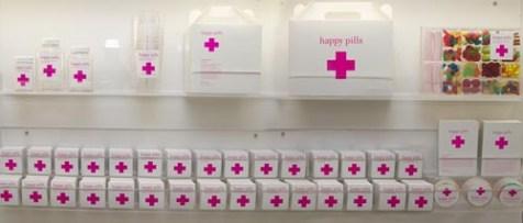 %name HAPPY PILLS