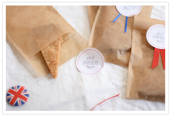 DIY Shortbread Package 19 - INSPIRATION