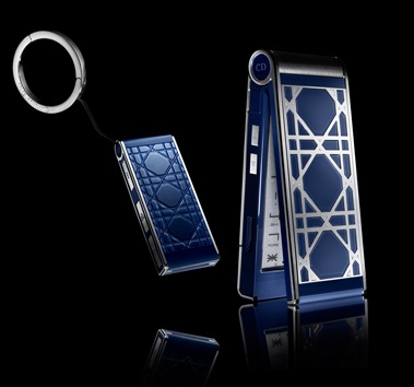 Christain Dior Phones 13 - Blue
