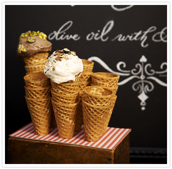 DIY ice cream cone holders 13 - Ice craem