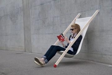 Deck chair นั่งยังไง!?