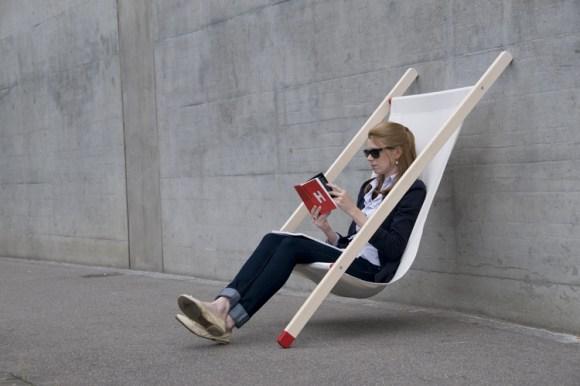 Deck chair นั่งยังไง!? 15 - bernhard burkard