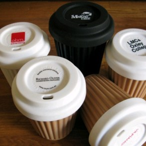 Coffee cup from Hookturn Industries 20 - Coffee cup