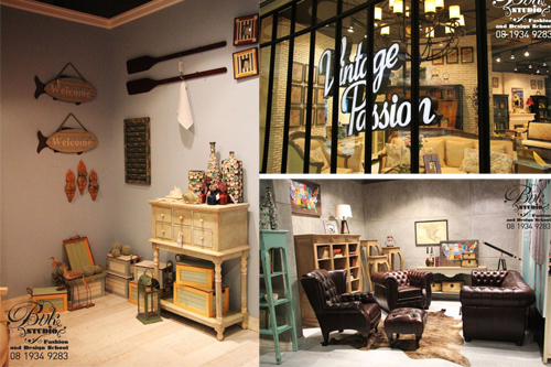Vintage Passion @Central World 17 - SHOPPING