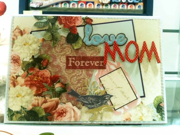 Gift for Mother's day 17 - card