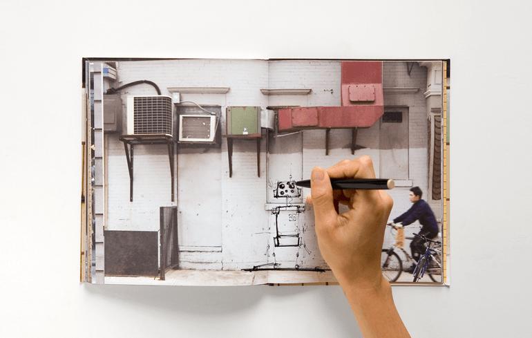 Walls notebook สำหรับคนมือบอน 17 - notebook