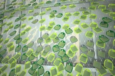 %name Solar Ivy..เถาวัลย์ผลิตพลังงานจากแสงอาทิตย์ และลม