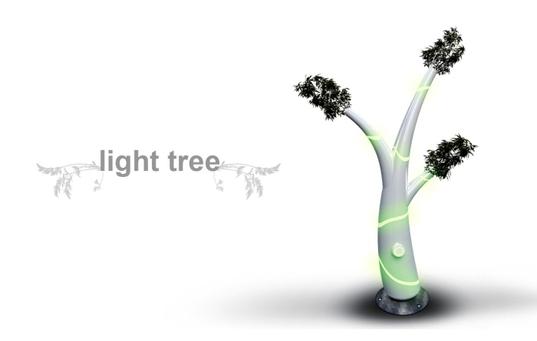 Solar Light Tree..ต้นไม้ให้แสงสว่างใช้พลังงานจากแสงอาทิตย์ 17 - Solar cell