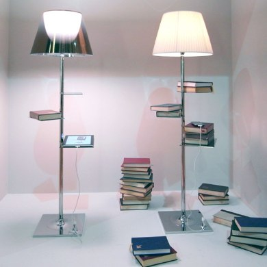 bibliotheque nationale 16 - Lamp
