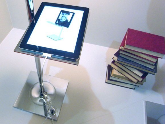 bibliotheque nationale 15 - Lamp
