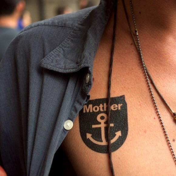 tattly applied mother2 grande 580x580 Tattoo เก๋ๆ