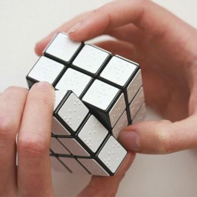 Rubik cube 19 - blind