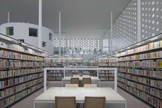 Kanazawa Iibrary 15 - Iibrary