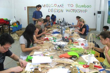 Bamboo toy workshop in China 13 - eco workshop