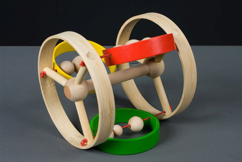 23 Bamboo toy workshop in China