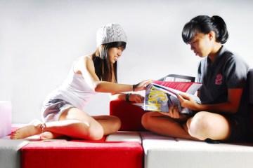 Seating Furniture; TAT-Tris 6 - kid room
