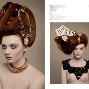 Head Decor by Justin Smith Eaquire 30 - Head
