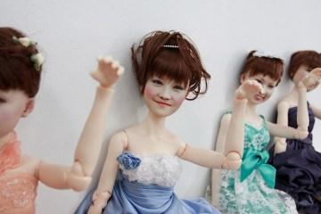 Mini me doll ตุ๊กตาโคลนนิ่ง