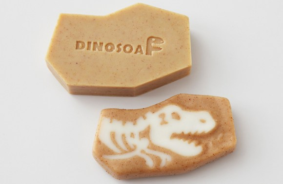 dinosoap03 580x378 Dinosoap