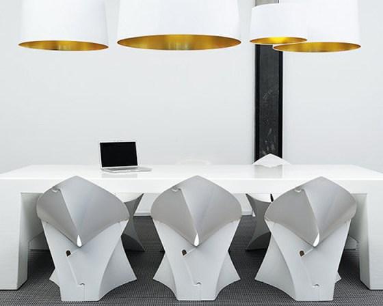 fluxchair6 Flux Chair..เก้าอี้จากไอเดียงานพับกระดาษของญี่ปุ่น พับเก็บง่าย น้ำหนักเบา ไม่เปลืองที่