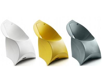 %name Flux Chair..เก้าอี้จากไอเดียงานพับกระดาษของญี่ปุ่น พับเก็บง่าย น้ำหนักเบา ไม่เปลืองที่