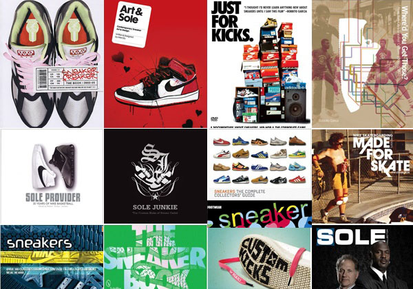 sneaker books copy Shoelaces