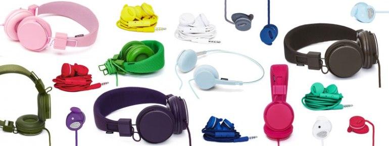 Urbanears:Fits your everyday life 13 - headphones