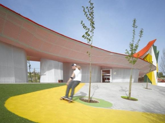 Youth Factory ไอเดียสร้างพื้นที่สำหรับเยาวชนในเมือง 16 - Youth Factory