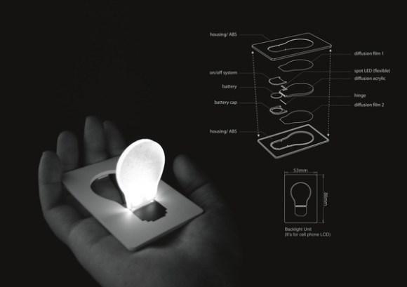 POCKET LIGHT 17 - Lighting