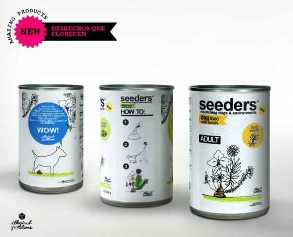 Seeders dog food อุจจาระน้องหมาช่วยโลก 14 - Plant