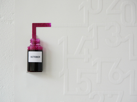 Ink Calendar 13 - Ink Calendar