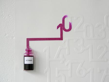 Ink Calendar 16 - Ink Calendar