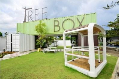 %name Tree Box..กล่องต้นไม้ที่มาจากการ reuse ตู้คอนเทนเนอร์