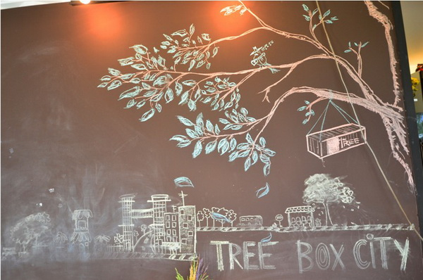DSC0219 copy resize Tree Box..กล่องต้นไม้ที่มาจากการ reuse ตู้คอนเทนเนอร์