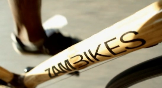 Zambikes Name Car Free Day ในทุกๆวันที่แซมเปีย กับจักรยานไม้ไผ่