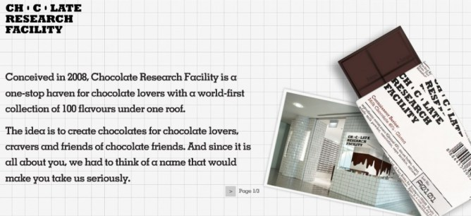 %name Chocolate Research Facility (CRF)