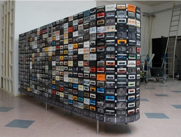 ของใช้สุดแนว..จากเทปคาสเซ็ทที่กำลังถูกโลกลืม  13 - cassette tapes