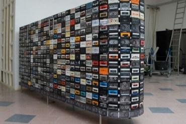 ของใช้สุดแนว..จากเทปคาสเซ็ทที่กำลังถูกโลกลืม 14 - cassette tapes