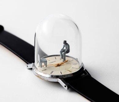 Watch Sculptures 14 - Dominic wilcox