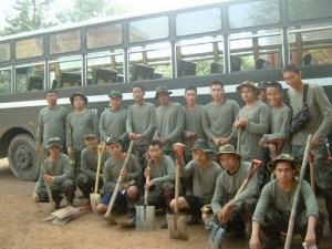 Thai soldier,HERO อุทกภัย 54 24 -